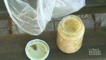 Гадост! Майка откри хлебарка в бурканче с храна от детска кухня (СНИМКА)