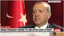 Реджеп Ердоган да благослови социалните мрежи, които го спасиха от метежа