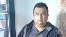 Застреляха журналист пред жена му и двете им деца