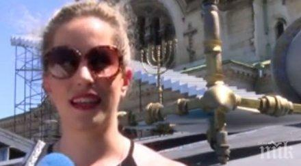 ПИК TV: Израелско сопрано засипа с комплименти акад. Карталов