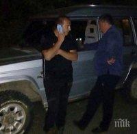 ЕКШЪН! Арестуваха за бракониерство бургаски бизнесмен и бивш полицай, търсили дивеча с дрон