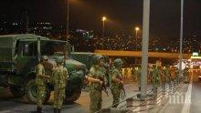 1200 военни освободени след пуча в Турция