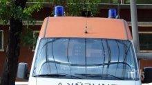 Ад на пътя!  Един е загинал при катастрофа край Поморие