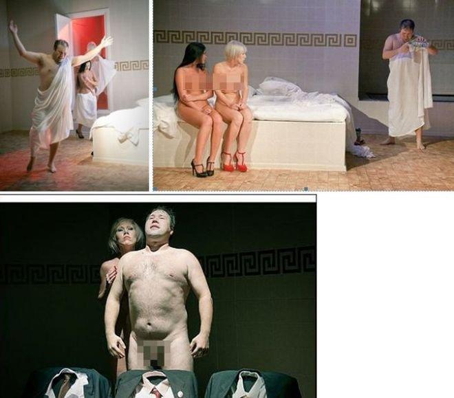 СКАНДАЛ! Театър показвал само секс и разврат (СНИМКИ 18+)