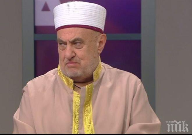 Бившият главен мюфтия у нас: Ислямист, няма такова нещо! Ердоган е просто силно вярващ