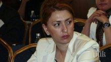 Владимира Янева отърва уволнението, понижиха я в ранг за 3 години