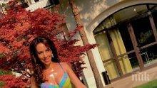 ГОРЕЩО! Бившата на Веско Маринов д-р Неделя Щонова показа прелести! (СНИМКИ)