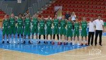 България с първа загуба на Европейското в Скопие
