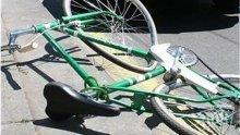 """""""Опел"""" помете 70-годишна велосипедистка"""