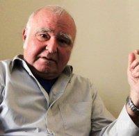 Почина сексологът д-р Врабчев
