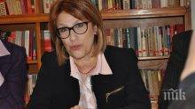 Доц. Татяна Буруджиева ексклузивно пред ПИК: Кандидатурата на ген. Румен Радев поставя повече въпросителни пред левицата, отколкото пред Борисов