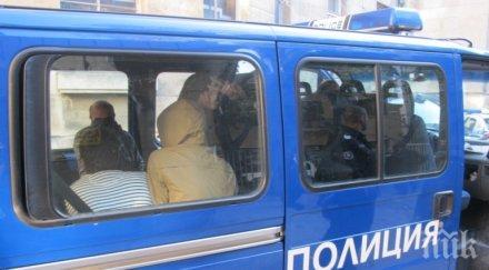 спипаха нелегални мигранти къща софия