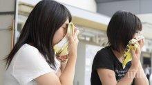 Адски жеги в Япония, близо 700 души са хоспитализирани с топлинен удар