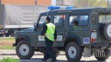 Затвор за каналджия, превозвал 41 мигранти и предложил подкуп на митничар
