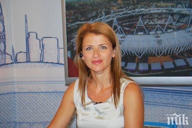 СТРЕС! Тереза Маринова в ужас заради дикцията си, шампионката посещавала логопед