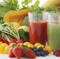 диета плодови зеленчукови сокове