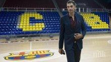 Грък стана треньор на Сашо Везенков