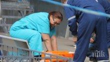 Поредно самоубийство!  Жена полетя 5-ия етаж