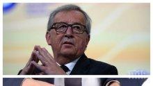 Юнкер се връща към идеята за минимална работна заплата в ЕС