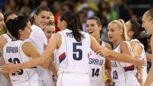 Сърбия взе първа победа в баскетболния турнир при жените