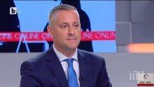 Лукарски иска кандидат-президент като Плевнелиев