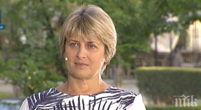 Весела Лечева: Залагам на ген. Радев