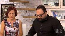 Отмъщение в ефир! Ани Цолова и Мон Дьо се гъбаркат с Бербатов, продуцентът ги принуди да пеят за паячето Ици – Бици пред камерите