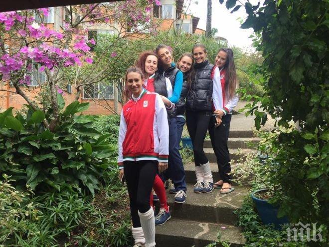Вижте последните тренировки на грациите преди старта им в Рио (СНИМКИ)