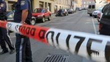 Стрелба в Берлин! Полицаите раниха тежко подозрителен мъж, отправял заплахи срещу минувачите