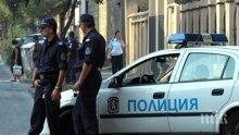 Див екшън в Плевен! Пияна жена наплю полицаи, мъжът ѝ скочи да ги бие