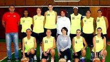 Американка подписа с баскетболния Хасково 2012