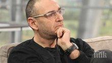 Любен Дилов написа за Митко Цонев: Един мустак ще гъделичка от днес петите на Бог..
