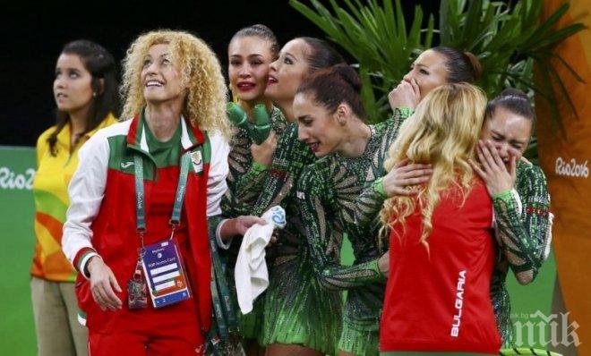 Ина Ананиева: След медала не ми се коментират съдийките, тези момичета направиха много