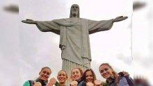 Златните момичета се прибират от Рио