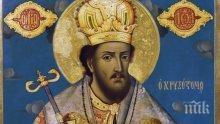Свети Йоан Златоуст: Защо плачеш за онзи, който е починал?