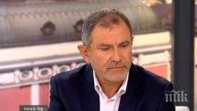 Методи Андреев: Скандалите в ляво не са новост и изненада, само жертвата сега е различна -ген. Радев
