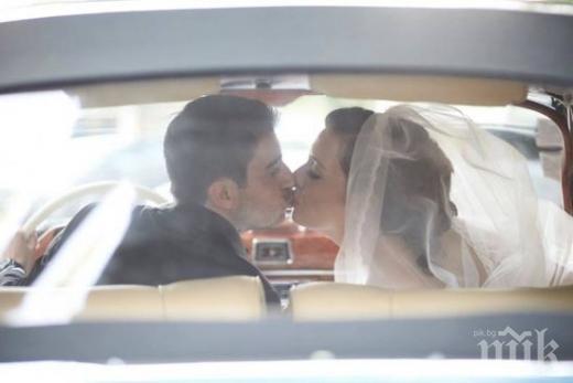 Дъщерята на Мая Манолова си подари кралска ваканция за медения месец (СНИМКИ)