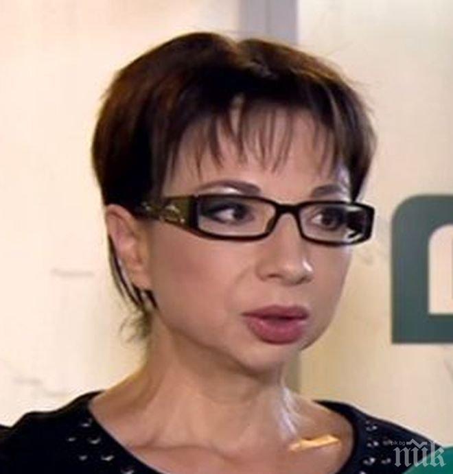 Цветанка Ризова плаче за Митко Цонев: Научих се на търпение от него