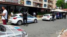 """Заплахи срещу собственик на """"Оксижен"""" в Слънчев бряг, разпитват заподозрян"""
