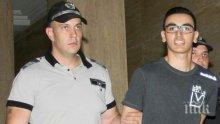 Екстрадираният от България във Франция роднина на терорист остава в ареста