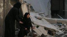 Зловеща атака в Алепо - бомба уби най-малко 15 цивилни