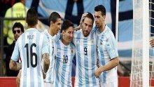 """Меси разкри защо каза """"ДА"""" на националния на Аржентина"""
