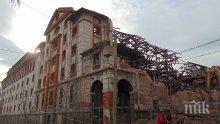 Погромът в Тютюневия град започнал с нередовно разрешение за строеж
