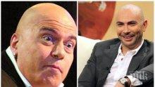 РАЗКРИТИЕ! Росен Петров изригна срещу Слави: Целта на референдума е да си вдигне рейтинга в телевизията!