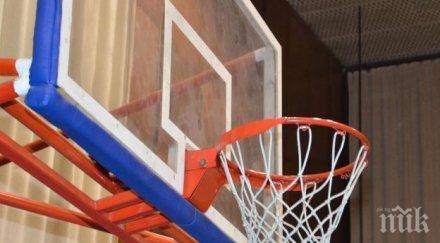 За пръв път в България – мач за Суперкупата по баскетбол
