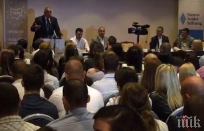Борисов разбиващо: Опозицията от нищо са способни да направят скандали, защото няма какво друго да кажат. Само претенции!