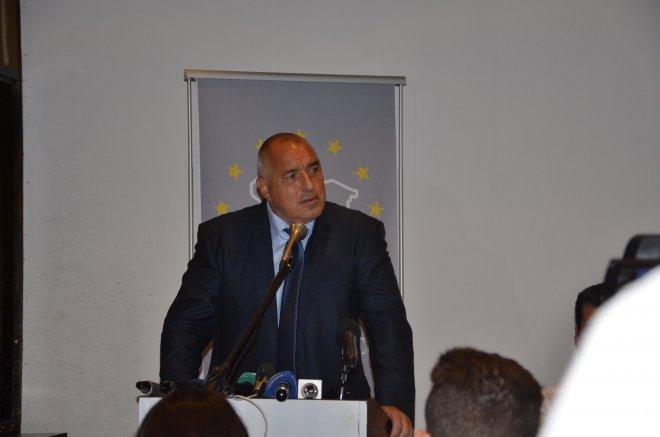 ЕКСКЛУЗИВНО В ПИК! Борисов проговори за кандидат-президентската двойка на ГЕРБ (СНИМКИ)