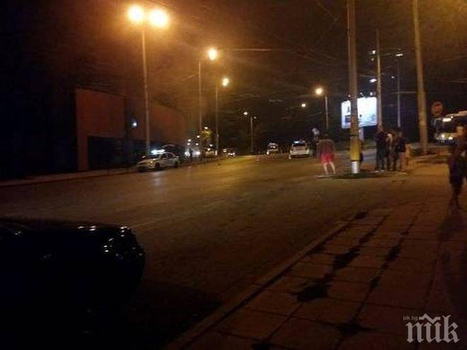 Полиция и пожарна на крак заради инцидент в Плевен