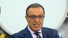 Петър Стоянов: Дебатът в десницата за президентските избори е дребнав и сметкаджийски