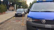 САМО В ПИК TV! Вижте горещи СНИМКИ и ВИДЕО от стрелбата в София! Екшънът избухнал заради наркотици